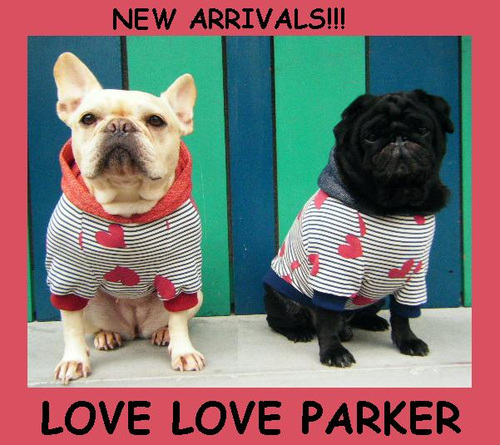2011/10 LOVE LOVEパーカー
